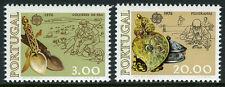 Portugal 1283-1284, MI 1311-1312, MNH. Europa CEPT. Spoons, Pendant, 1976