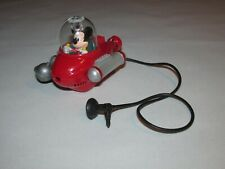 New listing Mickey Mouse Submarine For Aquarium, Made By Penn Plax, Good Condition,