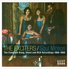 The Exciters - Soul Motion: The Complete Bang, Shout & RCA Recordings 1966-69 (C