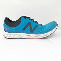 New Balance Mens Fresh Foam Zante V4 MZANTBY4 Blue Running Shoes Size 12 D