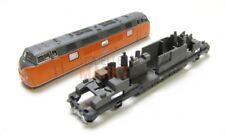 Ersatz-Gehäuse + Fahrgestell BOEG 221 135-7 z.B. für FLEISCHMANN BR 221 N - NEU