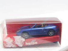 Herpa 032803 Porsche Boxster OVP (L6978)
