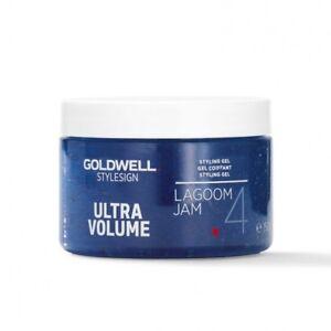 GOLDWELL  LAGOOM JAM  STYLING GEL  Ultra Volume  150ml