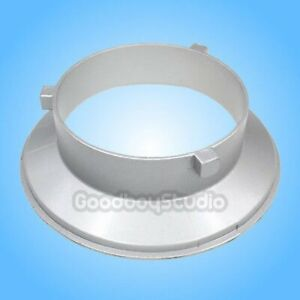 150mm Diameter Mounting Flange Ring Adapter fr Flash Acessories fits Bowens