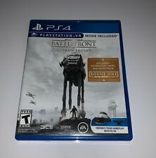 star wars battle front ultimate edition 2016 CASE ONLY