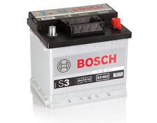 Autobatterie BOSCH  12V 45Ah 400 A/EN S3 002 45 Ah TOP ANGEBOT SOFORT & NEU