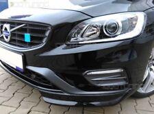 Volvo V60 S60  Frontspoiler Frontspoilerflaps Flaps Tuning Spoiler R Look