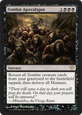 Zombie Apocalypse x4 PL Magic the Gathering 4x Dark Ascension mtg card lot