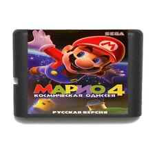 Games Cartridge - Super Mario Bros 4 16 Bit MD Sega Mega Drive Genesis