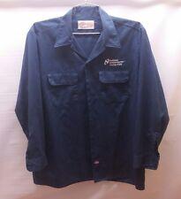 Dickies National Semiconductor Facilities Work ShirtSize XL, 17/17.5 34/35