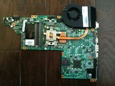 Exchange Service For Hp Dv7-4000 Series Laptop Motherboard 605496-001 Tested