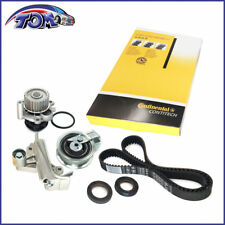 New Timing Belt KIT W/ Water Pump For 01-06 VW AUDI 1.8L Turbo