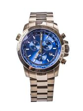 Swiss Legend Mens 10013 World Timer Collection Chronograph 45mm Watch 124785