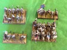 Warhammer Fantasy/aos Bretonnian montado Men at Arms