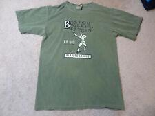 Ebbets Field Flannels Boston Beaneaters Vintage T-Shirt Baseball Medium 1890