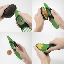 3 in 1 Avocado Slicer Cutter Blade Peeler Splits Grips Fruit Pitter Papaya Mango