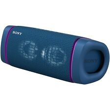 Sony SRS-XB33 Extra Bass Portable Bluetooth Speaker - BLUE