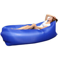 IPRee® Square-headed Air Inflatable Lazy Sofa 210D Oxford Portable Travel Lay