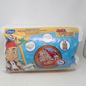 Disney JAKE TREASURE HUNT 3.5 Tog Duvet Set SINGLE inc Pillow 120x150cm