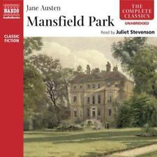 Jane Austen - Mansfield Park & Lady Susan - mp3CD Audiobook - CD04