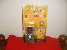 "NATRONE MEANS 1998 NFL Headliners Figure ""Heroes of the Gridiron"" North Carolina"