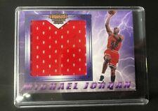 2019 Michael Jordan Jumbo Patch Card #10/10 Tri-City Sports PL JJ10