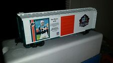 MTH 20-93286 Dan Marino NFL Hall of Fame Box Car - Uncataloged