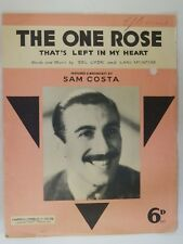 THE ONE ROSE - feat. SAM COSTA - SHEET MUSIC