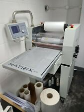More details for matrix 370 single-sided roll laminator in excellent condition