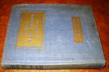 1935-1946 36 37 38 39 40 CHEVY FORD OLDS CADILLAC DeSoto SHOP MANUAL Repair Book