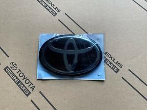Toyota Supra GR MK5 Heckklappe Label Emblem Logo Typenschild hinten