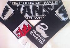 SWANSEA Football Scarves NEW from Superior Acrylic Yarns