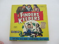 Vintage Finders Keepers  8mm Home Movie Film