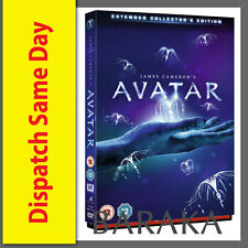 Avatar Extended Collector's Edition DVD James Cameron