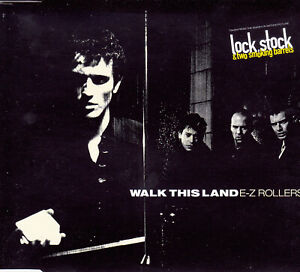 E-Z Rollers – Walk This Land 3-Track CD Single Paradise / Full Length Mix