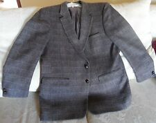 Vintage Men's WoolMark Coat 100% Pure Wool