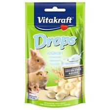 Vitakraft Small Animal Sugar Yoghurt Drops 75g X 9