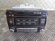 2014 HYUNDAI I20 3DR RADIO STEREO CD MP3 PLAYER 96121-1J250 LH
