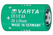 Varta CR1/2AA 3 Volt Lithium 1/2 AA Battery