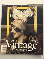 National Geographic Mag 100 Best Vintage Photos August 2004 100819nonrh