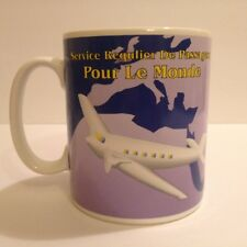 Herman Dodge & Son Mug French Airways Regular Passenger Flight Service 1999