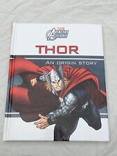 Marvel Avengers Assemble - Thor - An Original Story - Hardback book