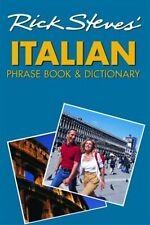 Rick Steves Italian Phrase Book and Dictionary by Rick Steves