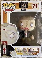 Pop Funko Merle Zombie #71 The Walking Dead - RARE!!!