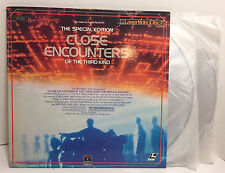 1983 LaserDisc Special Edition Close Encounters of the Third Kind, Extended