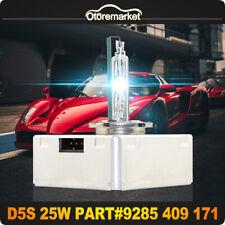 1PC  D5S Philips Xenon Bulb Original Genuine HID D5S 3PIN 12V 25W  9285409171