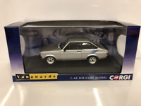 Corgi VA12611 Ford Escort MK2 1.6 Harrier Strato Silver New 1:43 Scale