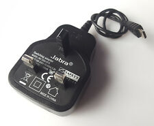 JABRA SSA-0518 AC/DC SWITCHING POWER SUPPLY ADAPTER 5.0V 0.18A UK PLUG
