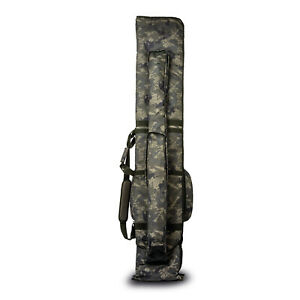 Solar Tackle Undercover Camo Rod Holdall *All Sizes* NEW Fishing Rod Sleeves