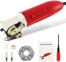 Mini Round Knife Cutting Machine Rc-50